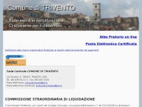 comunetrivento.it