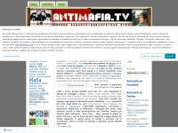 Antimafia TV [Blog] | CONTRO TUTTE LE MAFIE