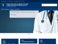 Ordine dei Medici Chirurghi e degli Odontoiatri della provincia di Massa Carrara
