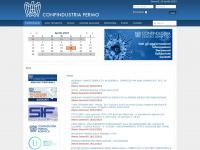 Il sito di Confindustria Fermo