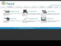 Test Energia - Vendita di materiale all'ingrosso - Energie Rinnovabili