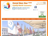 Hotelbenhur.it - Hotel per bambini Cesenatico | Hotel Ben Hur Cesenatico
