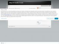 Blog di Claudio Grassi