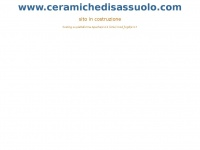 ceramichedisassuolo.com