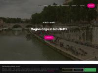 5a Magnalonga in bicicletta - Roma - home