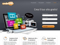 webnode.it creare sito registrare gratis dominio