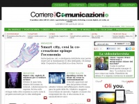 corrierecomunicazioni.it ict technology information