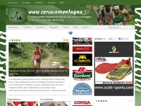 corsainmontagna.it trail running gare