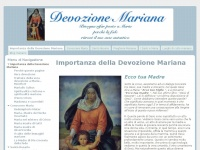 Devozione Mariana - www.devozionemariana.org