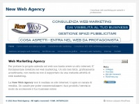 Consulenza web marketing - New web agency