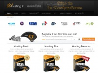 Whosting.it Registrazione domini e Piani Hosting Web e Streaming | Whosting.it