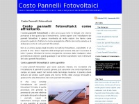 costopannellifotovoltaici.it