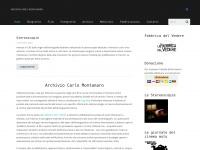 archiviocarlomontanaro.com