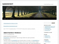 spazzanevi | A fine WordPress.com site