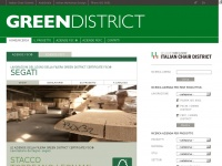 Green District | homepage
