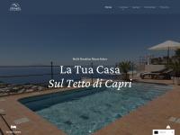 Monte Solaro Anacapri - B&B sull'Isola di Capri vista mare