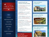 Appartamenti per vacanze all'Isola d'Elba