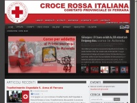 criferrara.it cri croce rossa