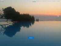 Bagno Le Forbici, stabilimento balneare a Castiglioncello ... l'incontro tra il verde e il mare