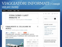viaggiatoriinformati.it