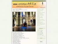www.criticART.it  – Certificazione di qualità dell'arte
