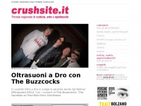crushsite.it didattica musicale