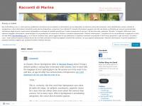 Racconti di Marina | Just another WordPress.com site
