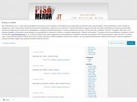 Pisa Merda   il blog ufficiale del Pisa Merda