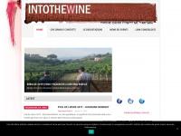 Intothewine.org - Into the Wine - pensieri liquidi estratti dal territorio - il Wine Blog di Francesco Petroli