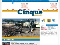 Cinque Quotidiano - Free Press di Roma e Provincia