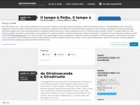 giroinseconda | un viaggio in treno lungo un Giro d'Italia