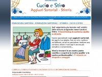 cucioestirofranchising.it sartoria sarto