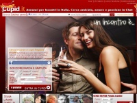 Cupid.it - Incontri - Trova l'anima gemella su Cupid. Chat, messaggi, foto e videochat per single italiani.