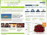 cure-naturali.it erboristeria erbe fiori naturali officinali