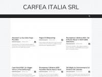 Benvenuti in Carfea Italia