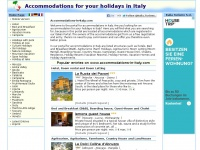 accommodations-in-italy.com