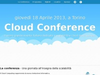 Cloud Conference 2013
