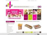 e-commerce Finger Food, Lecce - Puglia - Italia | 4food.it