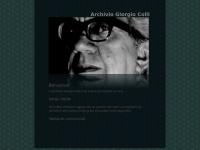giorgiocolli.it