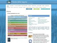 Atlante della laguna di Venezia