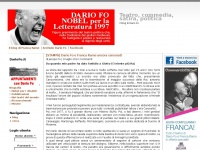 dariofo.it blog teatro interviste