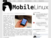 MobileLinux - Home