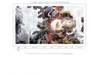 Chrisbachalo.net - Chris Bachalo Illustration