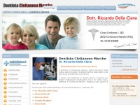 dentistacivitanovamarche.it implantologia dentale clinico