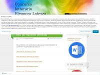 concorsoeleonoralaterza.wordpress.com