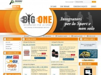 Big One - Integratori per lo sport