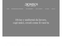 Dionisos.it - DIONISOS - Divise, Abbigliamento da Lavoro, Abiti da Lavoro e Rappresentanza, Produzione.