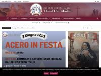 Diocesi Suburbicaria Velletri - Segni