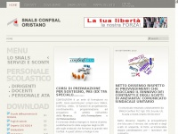 Snals Oristano - Home Page