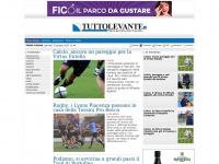 Prima Pagina - Quotidiano sportivo del Levante Ligure